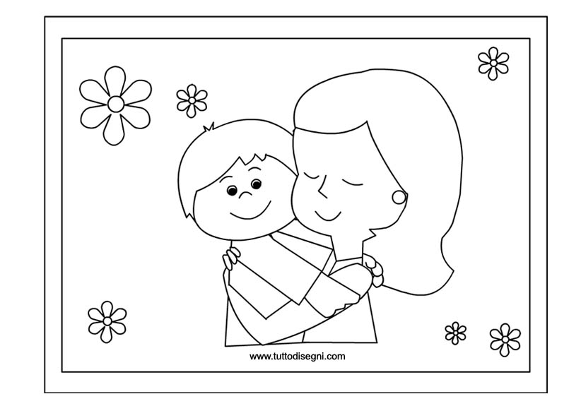 happy father day coloring sheets