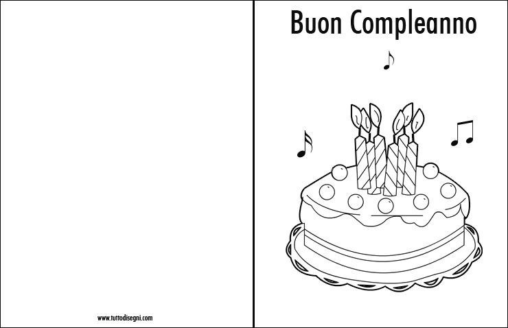Photo Collection Di Compleanno Da Stampare